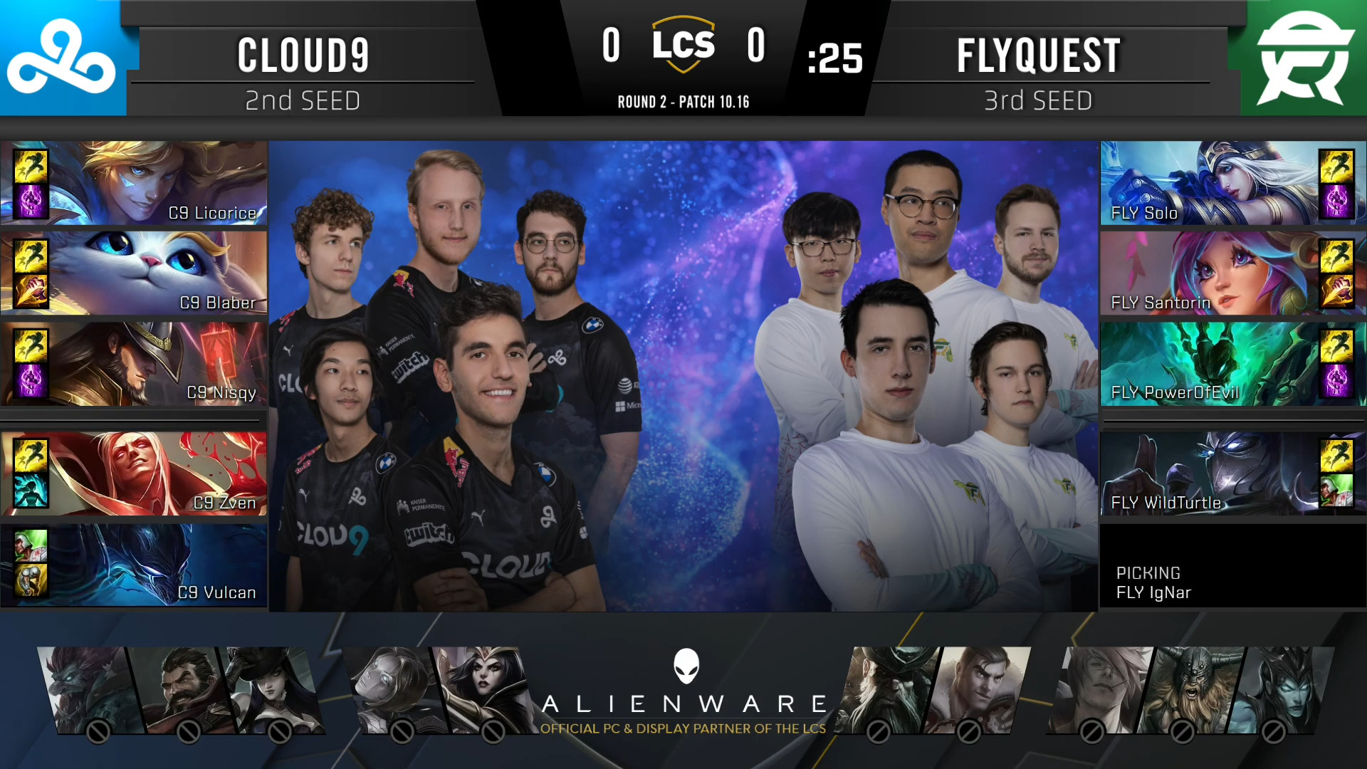 LCS – FlyQuest Wins Over Cloud9 In Summer Split Playoffs, Qualifies For Worlds As A Franchise First