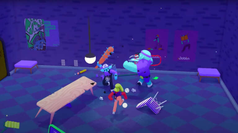 Going Under Is A Satirical Dungeon Crawler Set To Release September 24th