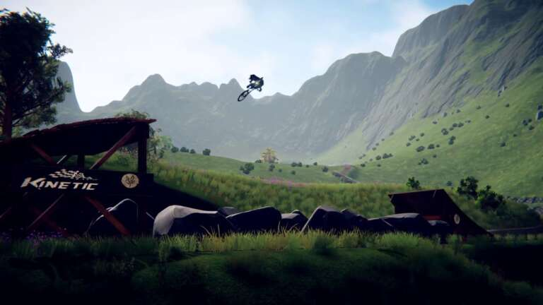 What Is Descenders? The Downhill Mountain Bike Game With Rogue-like Mechanics Out Now On PS4
