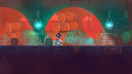 Dead Cells Newest Update is Barrels Of Fun, And It Is Called Precisely That