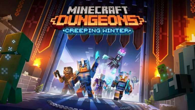 Minecraft Dungeons Is Getting Daily Missions, More Merchants And A New DLC Next Month