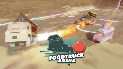 Foodtruck Arena Combines Car Combat And Sports And Heads To PC This Year