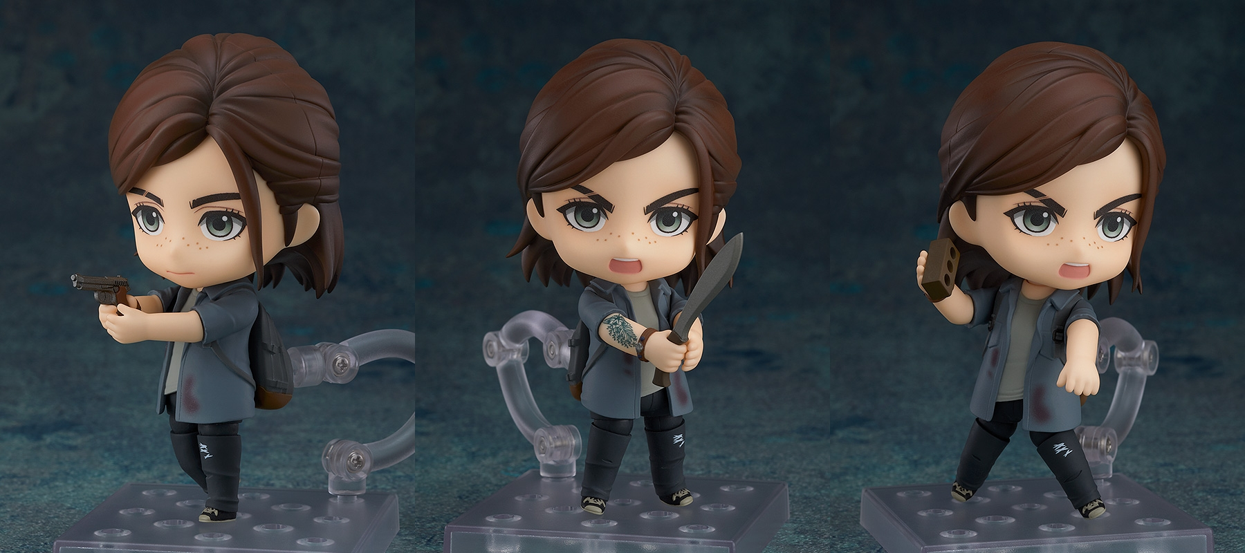 Preorders Close Tomorrow For Good Smile Company's Nendoroid Ellie From The Last Of Us: Part 2