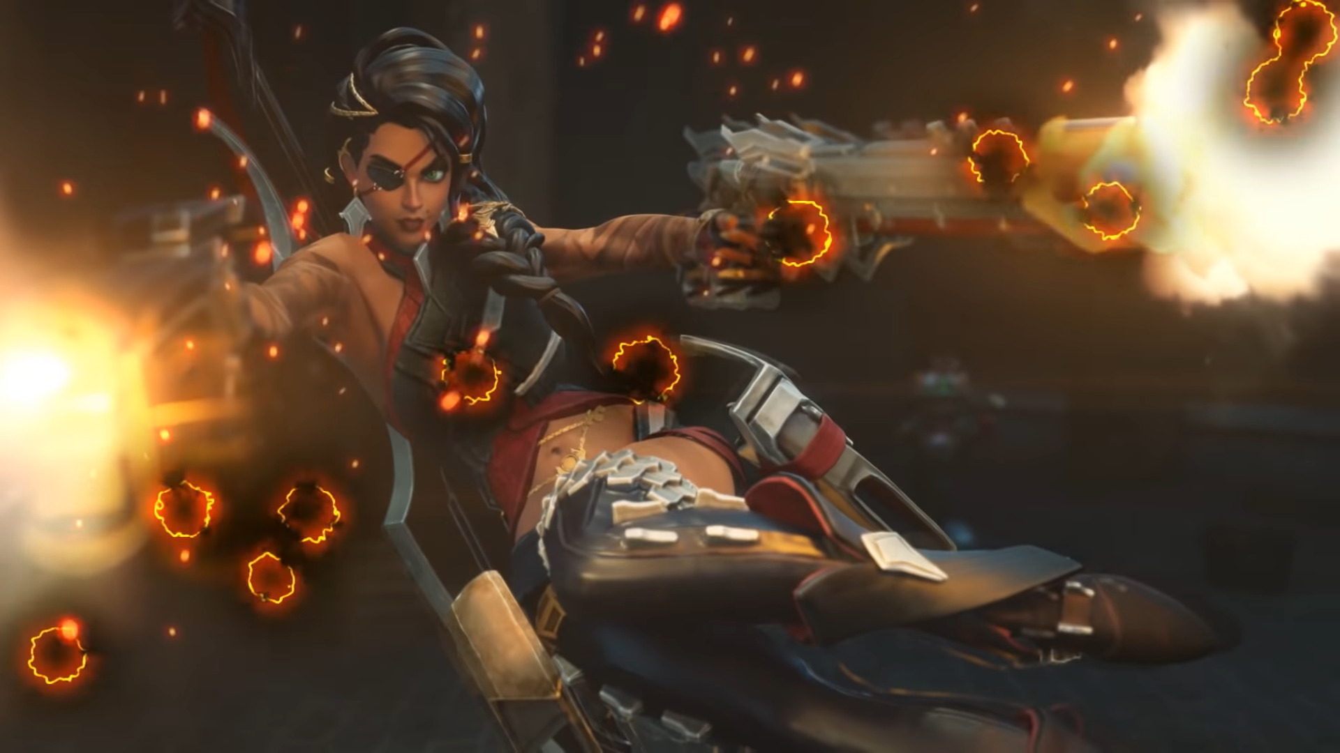 Riot Games Announces League Of Legends' Newest Champion, Samira, In A Trailer Video