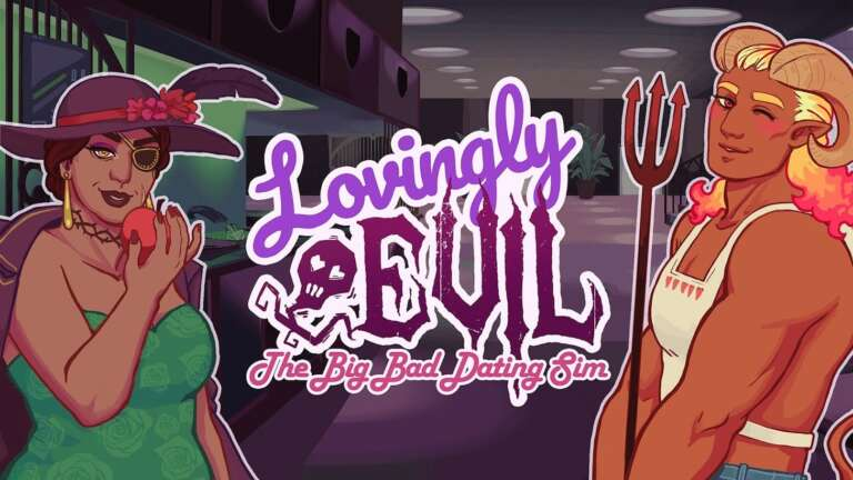 Villain Romance Visual Novel Lovingly Evil Release Date Announced With Demo Out Now
