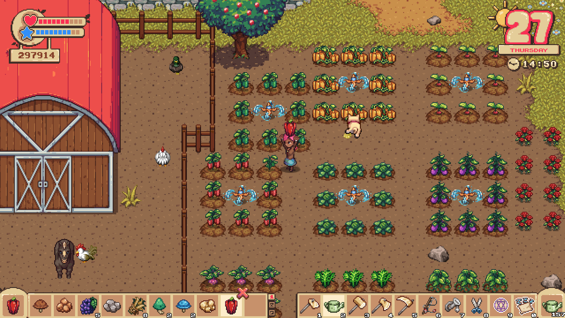 Fantasy Farming: Orange Season Has Received A Brand New Content Update