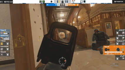 Virtus Pro's Rask Clutches A Rare Ace In Rainbow Six EU August Major, But G2 Still Advance To The Finals