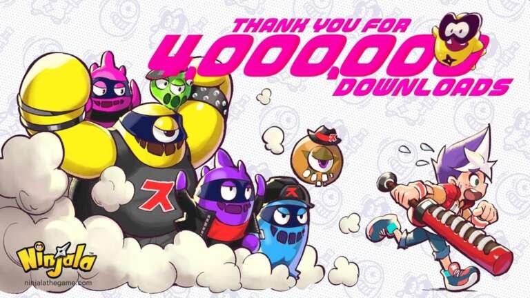 Ninjala Celebrates 4 Million Downloads With Free Jala And Wraps Up Ippon Matsuri Event Today