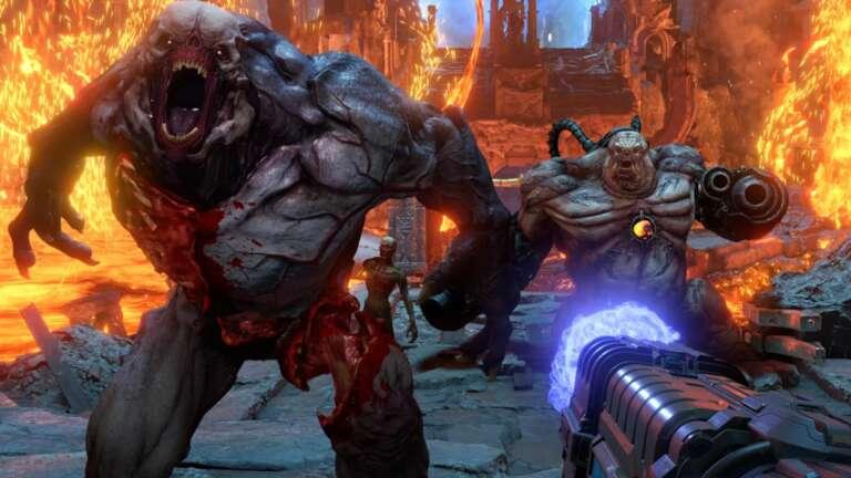 Bethesda Doom's Eternal Releases Battlemode Improvements In New Update 2.1 With A Ton Of Patch Fixes