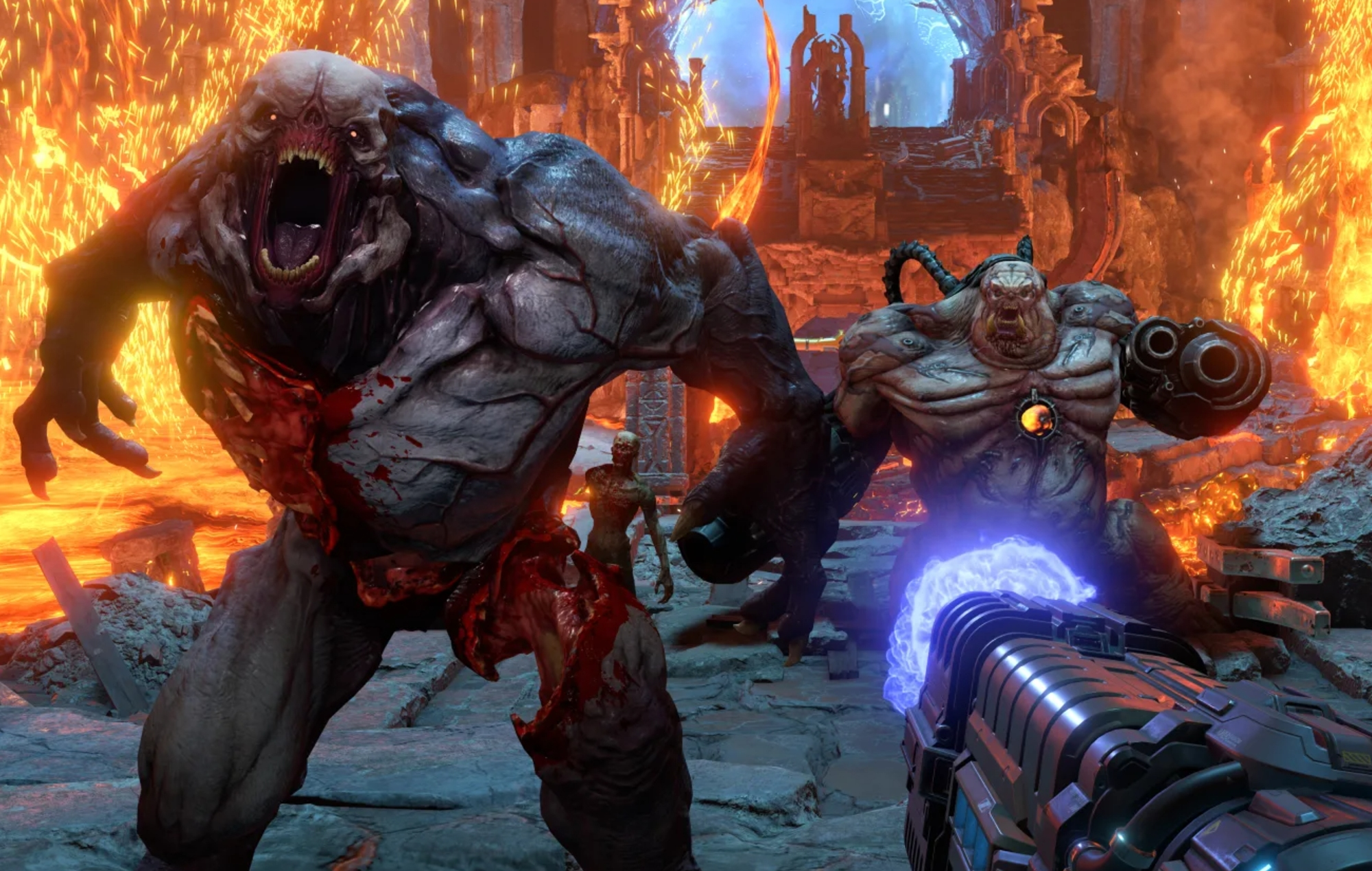 Doom Eternal Is Now Available To Rip And Tear On The Xbox Game Pass For Console And PC