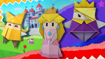 Paper Mario: The Origami King Spirits Are Coming To Super Smash Bros. Ultimate For A Limited Time