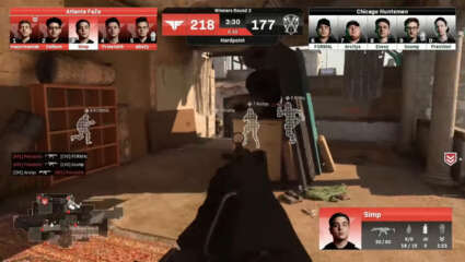 CDL - Highly-Anticipated  Match Between The Atlanta FaZe And Chicago Huntsmen Ends With An Epic 3-2 Series