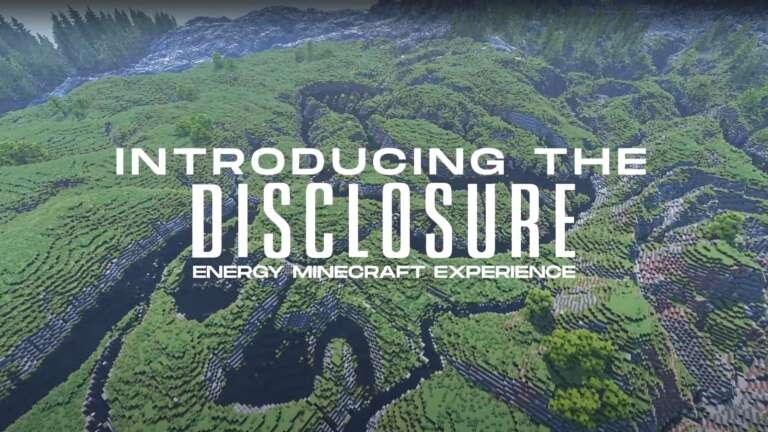 Disclosure Has Not Only A Virtual Concert In Minecraft, But Also An Immersive Experience