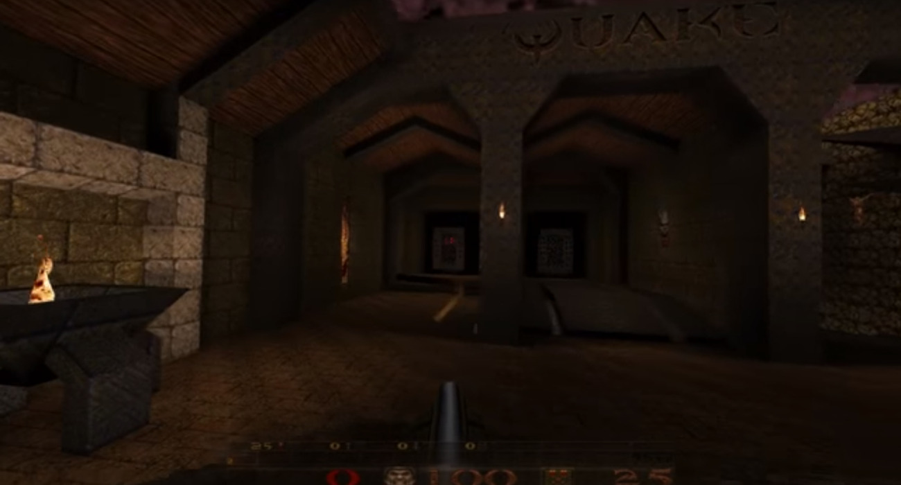 The Original Quake Is Free To Keep During QuakeCon At Home