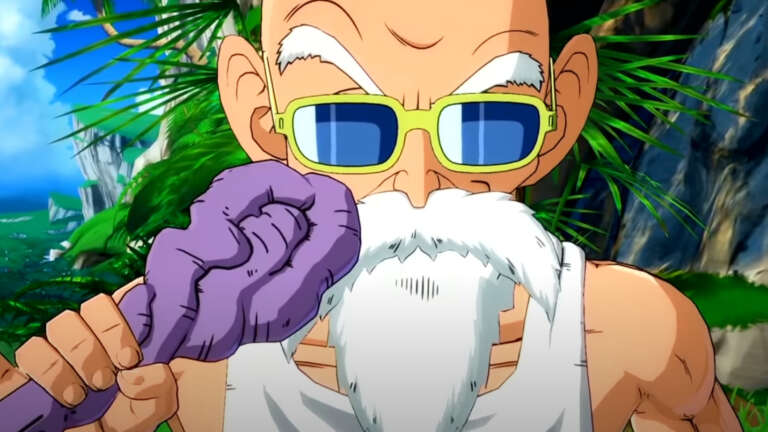 Dragon Ball FighterZ To Add Master Roshi As A New DLC Character In September