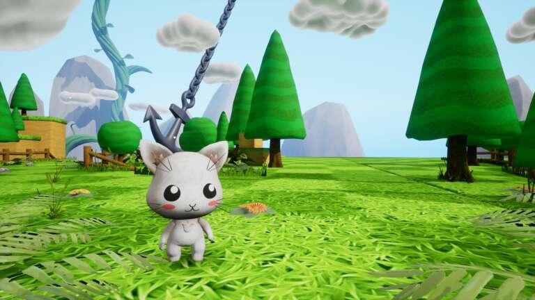 Puzzle-Platformer Neko Ghost, Jump! Celebrates Success On Kickstarter With Demo Out Now