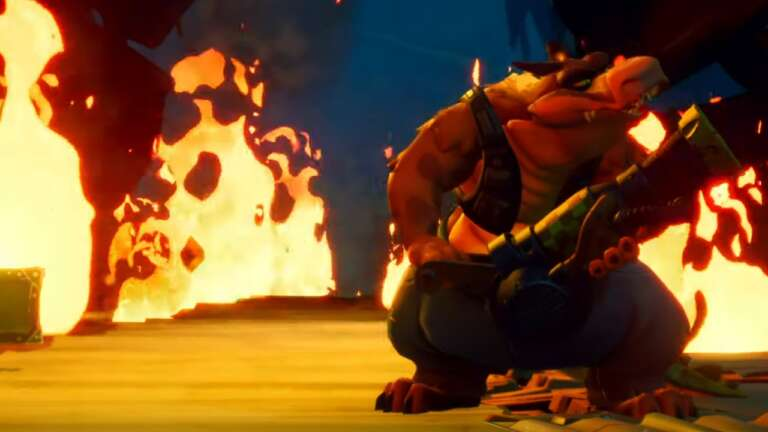 Dingodile Will Be A Playable Character In Crash Bandicoot 4: It's About Time