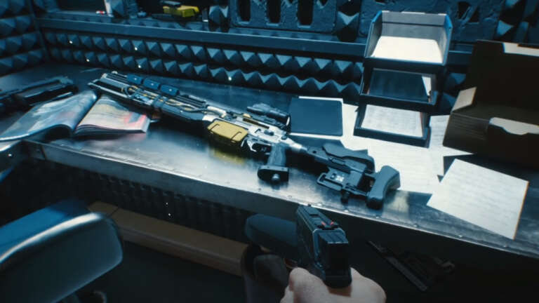 Cyberpunk 2077's Latest Night City Wire Episode Showed Off The Different Weapon Types