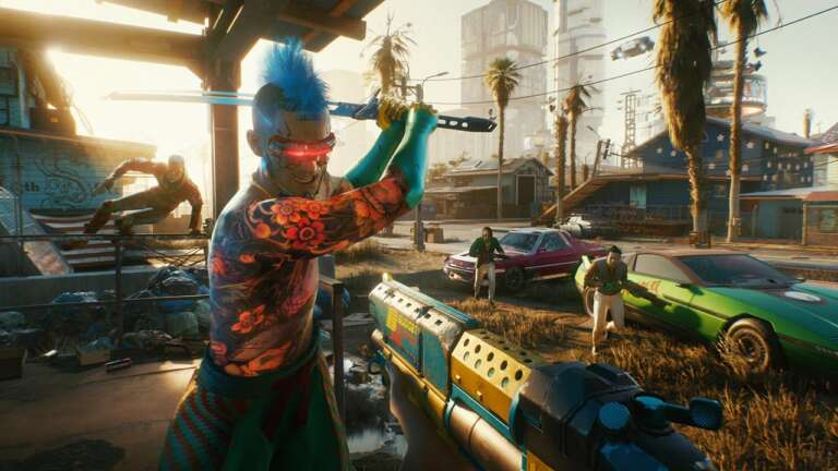 CD Projekt Red Releases New Trailer For Cyberpunk 2077 That Details Lifepath Choices