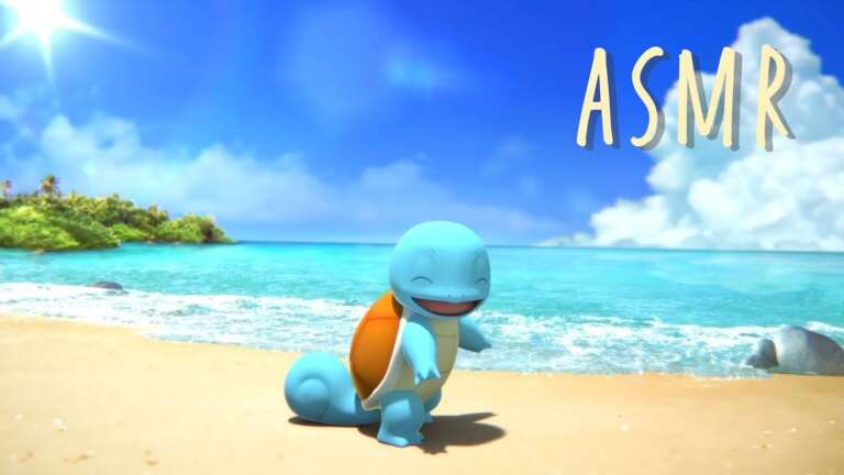 Pokémon Releases Series Of ASMR Videos Starring Pokémon In Various Relaxing Settings