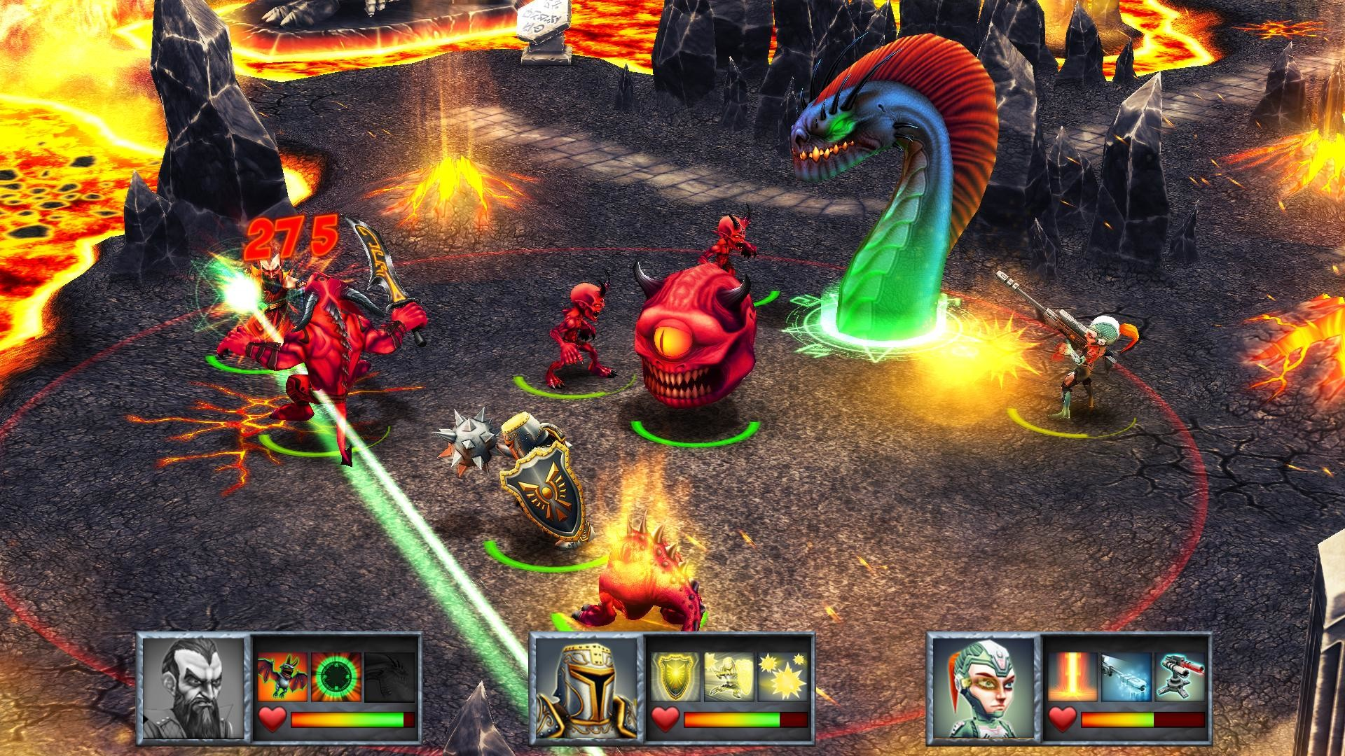 Battle Hunters Is Headed For Release On PC And Nintendo Switch This October, Explore A Classic RPG Experience