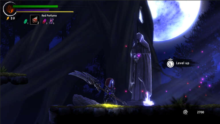 3000th Duel Has Released A Free DLC Through Steam Enhancing Its Side Scrolling ARPG Action