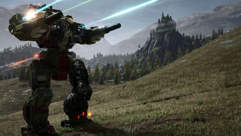 MechWarrior 5: Mercenaries Will Be The First Game To Support Epic Games Newly Arrived Store Mods