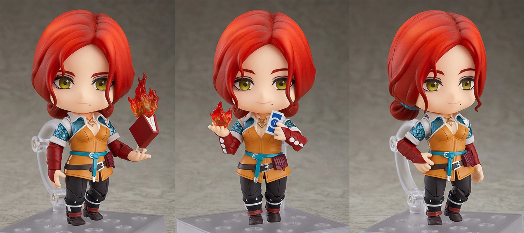 Good Smile Company Announces Nendoroid Triss Merigold From The Witcher 3