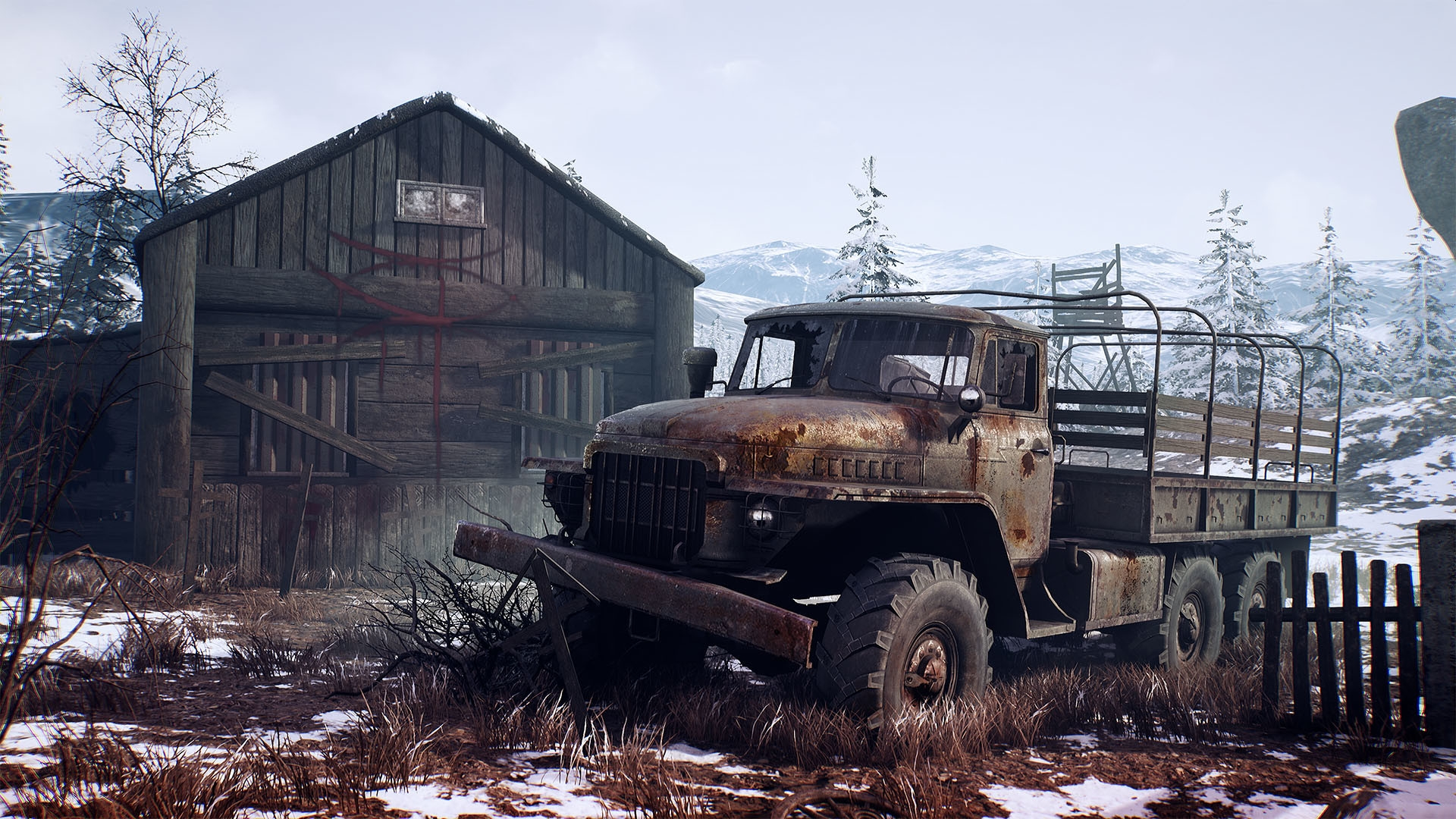Drago Entertainment's Post-Apocalyptic Survival Horror Red Frost Launches In 2021