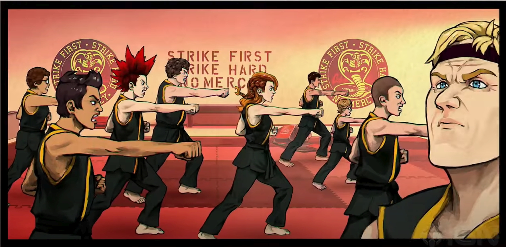 Cobra Kai: The Karate Kid Saga Continues Strikes Hard On Consoles In Time For Halloween