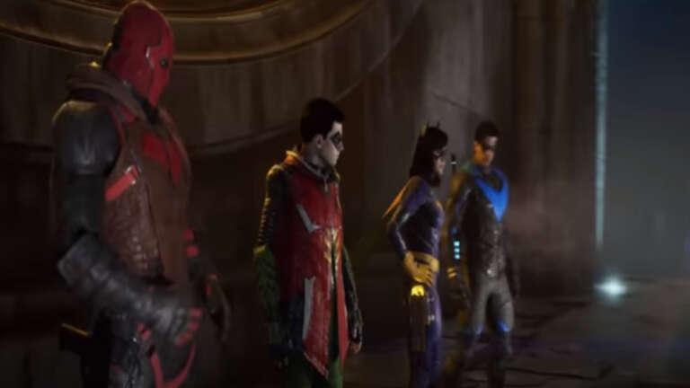 Gotham Knights Will Not Continue The Batman Arkham Storyline