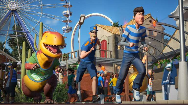 Frontier Developments Launches New Gameplay Trailer For Upcoming Planet Coaster: Console Edition