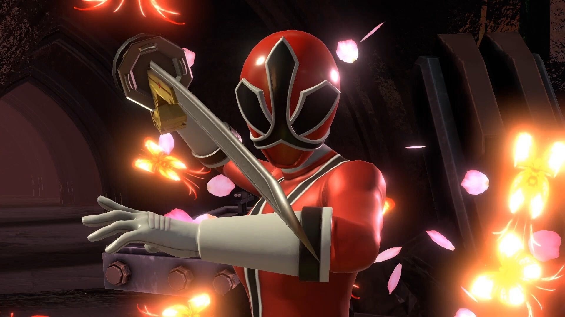 NWay Asks Power Rangers: Battle For The Grid Community About Interest In A Street Fighter Collaboration
