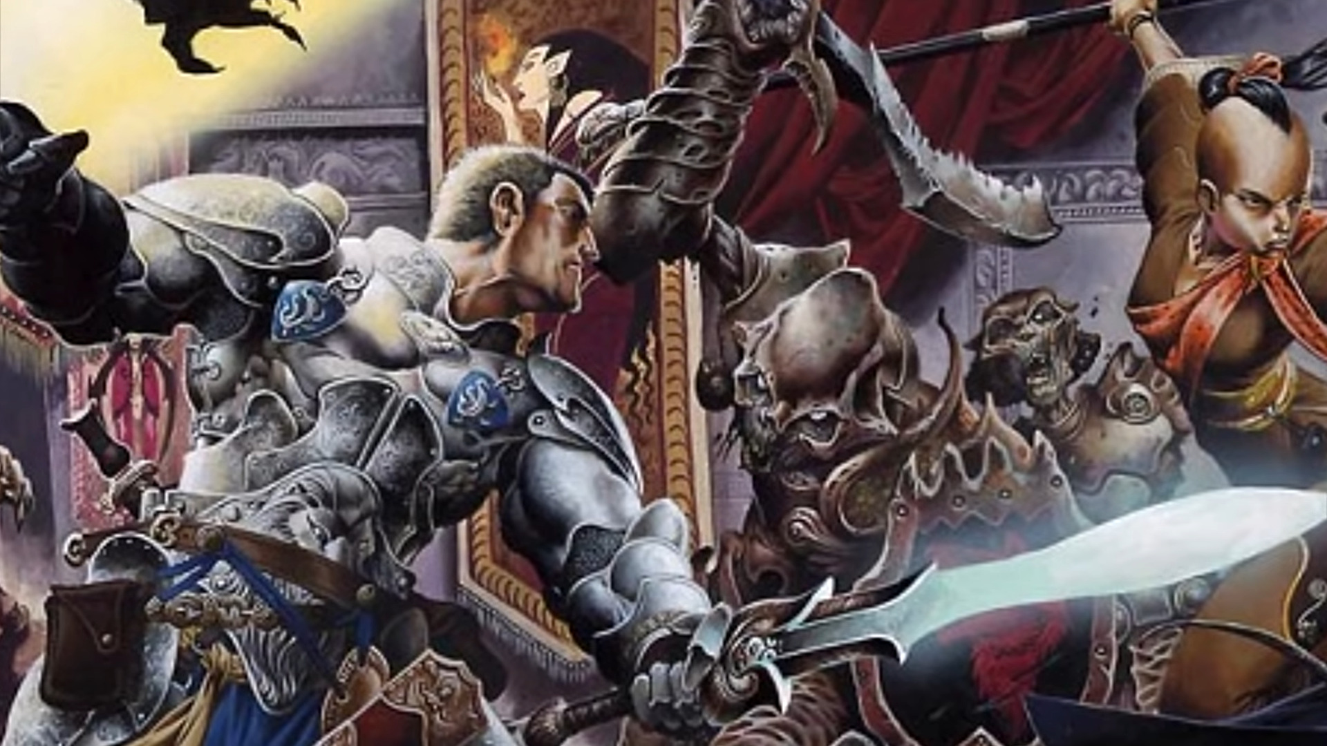 Image result for dungeons and dragons fighter 5e