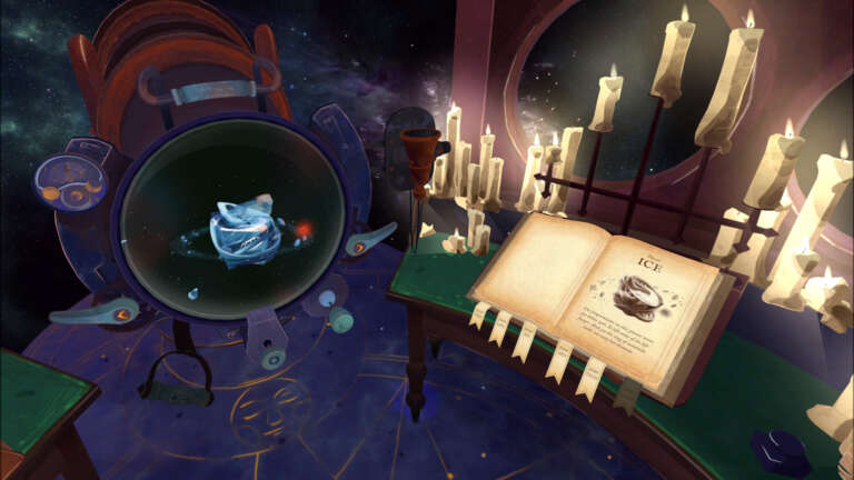 Stargaze Is a VR Adventure Headed To Steam Near The End of 2020, Experience A Magical Journey Through The Stars