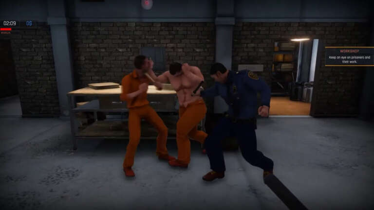 Prison Simulator Lets Players Experience Prison Life In This New Sim Game Headed For PC