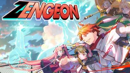 PQube Games Announces Zengeon Console Launch Delayed Until 2021