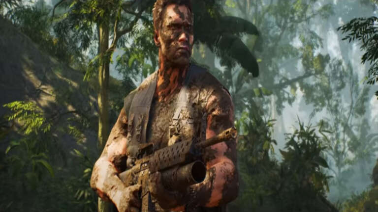 Predator: Hunting Grounds Has A New Trailer Showing The Dutch '87 DLC Pack