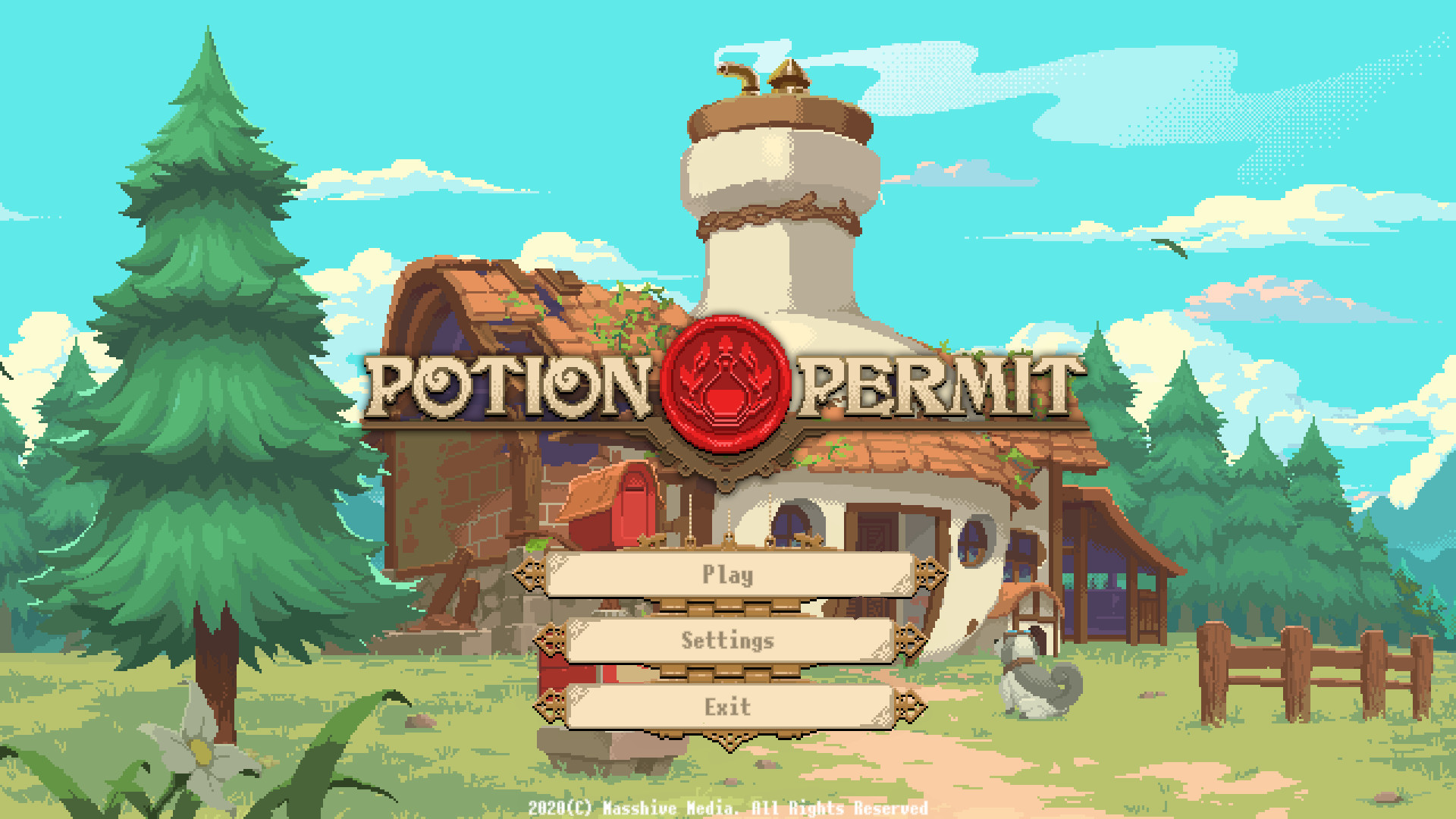 Potion Permit Will Challenge Players To Battle An Ongoing Pandemic As It Launches On Xbox, PlayStation, Switch, and PC Next Year