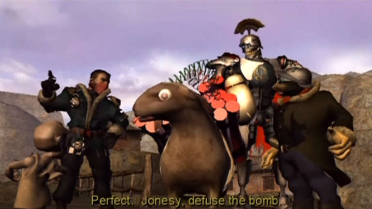 The Third-Person Shooter Armed And Dangerous Is Free This Month To Xbox Live Gold Members