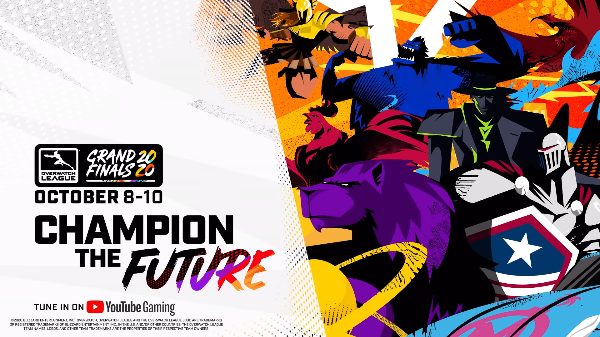 OWL – All-Star 2020 Will Hold Asia And North America Division, Features Widowmaker 1v1, Talent Takedown, And More