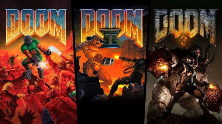 DOOM And DOOM 2 Return To The App Store With Major Fix For Onscreen Controls