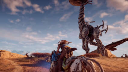 Horizon Zero Dawn Complete Edition Gets 1.04 Patch To Further Improve The Game's Performance On PC