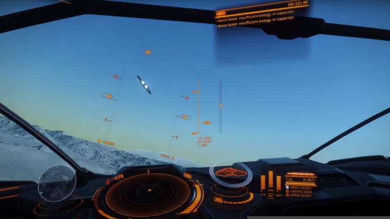 Elite Dangerous Is Going Free On The Epic Games Store Starting Next Week