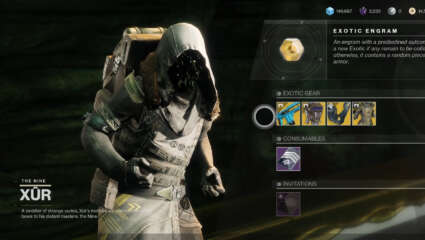 Destiny 2 Xur: Final Visit From This Exotic Vendor Before Solstice Of Heroes Ends 9/4-9/8