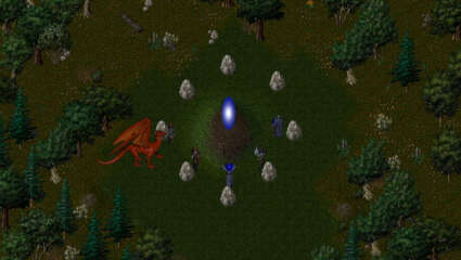 A Mysterious Treat As Broadsword Reveals Upcoming Shard With Ultima Online: New Legacy