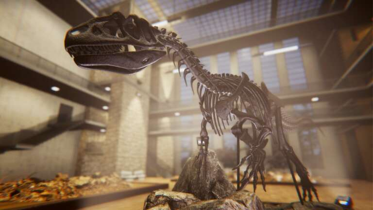 Dinosaur Fossil Hunter Lets Players Become a Paleontologist With A Free Demo Out Now