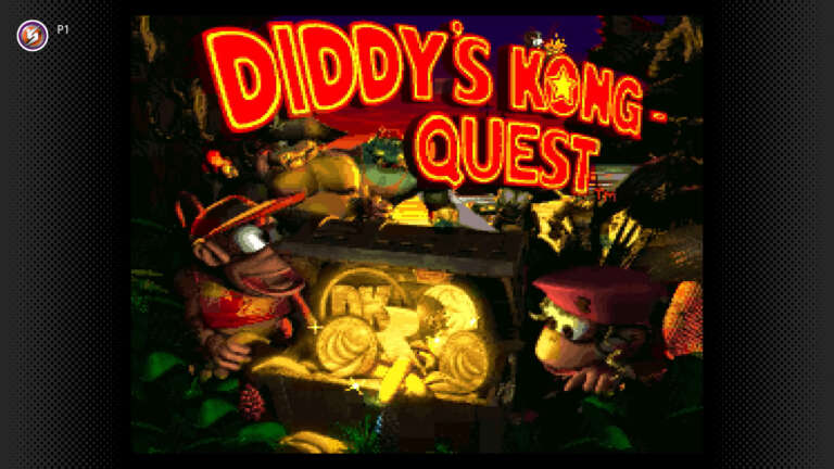 The 90s Classic Donkey Kong Country 2: Diddy's Kong Quest Is Out On The Nintendo Switch Tomorrow