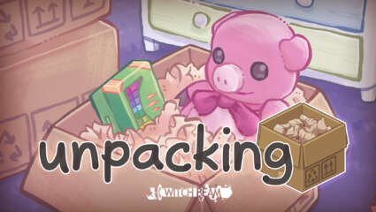 What Is Unpacking? The Indie Game Where You Unpack Boxes In A New Home, With Stories And Puzzles Hidden In Every Box
