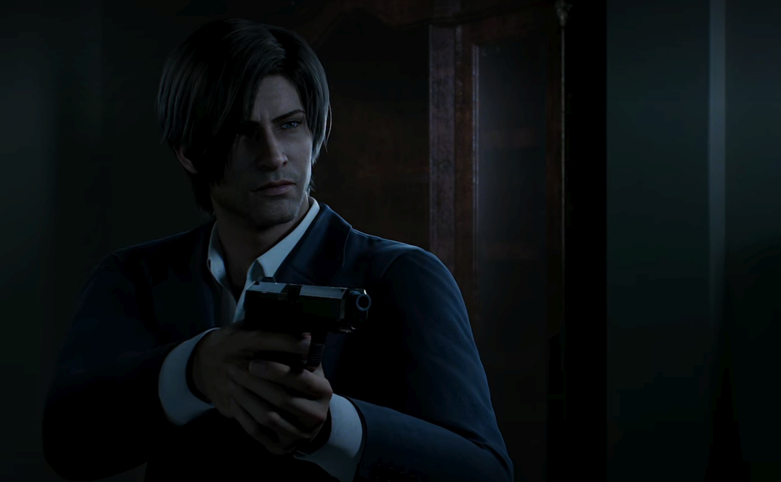 Resident Evil: Infinite Darkness CG Series Starring Leon And Claire Coming To Netflix
